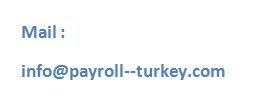 Payroll Turkey